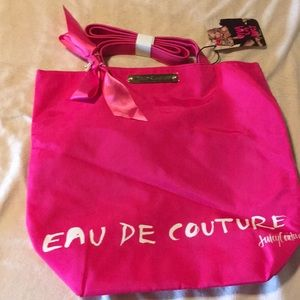 Juicy Couture Tote Bag NWT
